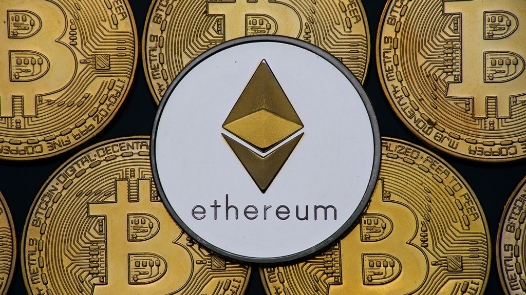 Cryptocurrency Prices Bitcoin and Ethereum